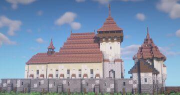 Saint Petri Monastery Minecraft Map & Project