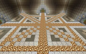 NEW Mob vs Mob Battle Arena!(Overworld)(For Minecraft and Minecraft Forge 1.16.5, 1.16.4, 1.16.3, Older versions are coming soon!) Minecraft Map & Project