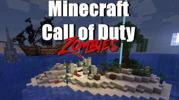 Minecraft Call of Duty Zombies Minecraft Map & Project