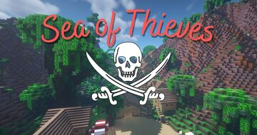 [1.16.5] Sea of Thieves Minecraft Map & Project