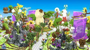 HCF Spawn - Fantasy Theme Minecraft Map & Project