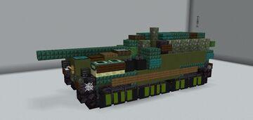 FV3805 Minecraft Map & Project