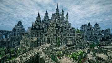 Flauros Minecraft Map & Project