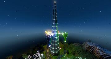 Spire of Kaurrus (RTX) Minecraft Map & Project