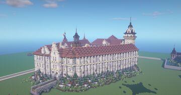 Castle Klondike Minecraft Map & Project