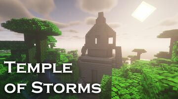 Temple of Storms [1.17] Minecraft Map & Project