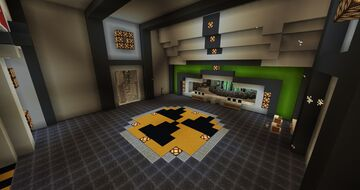 Working Nuclear Reactor in Vanilla Minecraft! Minecraft Map & Project
