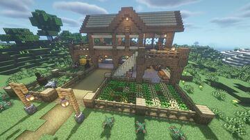 casa Minecraft Map & Project
