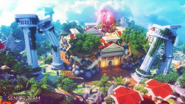 Roman Spawn Minecraft Map & Project