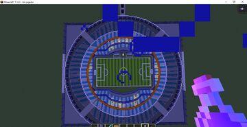 Estádio Presidente Prón Minecraft Map & Project