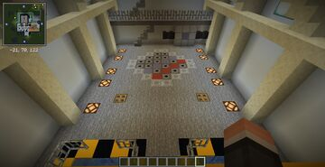 Central nuclear Peco Minecraft Map & Project