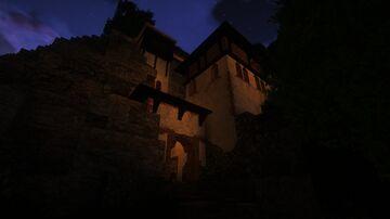 Tempranillo Monastery   -=Bahia de las Rocas=- Minecraft Map & Project