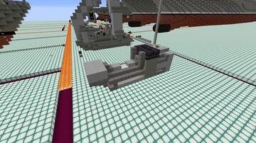 Mt30 Gas Turbine Minecraft Map & Project