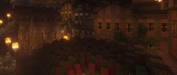 Lost Underground Village Minecraft Map & Project