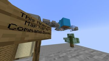 TMMH No Command Blocks Minecraft Map & Project
