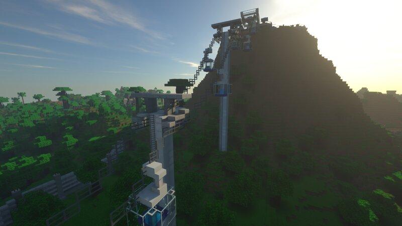 Sky Gondolas