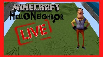 Hello Neighbor Act 1 In Minecraft Minecraft Map & Project