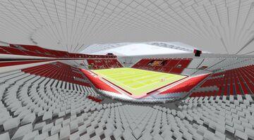 The Stadium of Light Minecraft Map & Project