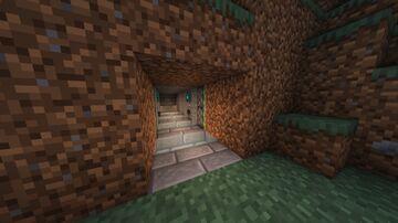 Underground Bunker 2.0 Minecraft Map & Project