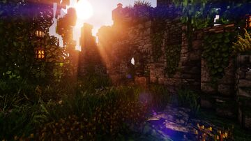 01 Side note   Builders Valley   Overgrown   1.15.2 Minecraft Map & Project