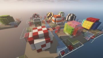 Easter Egg Minecraft Map & Project