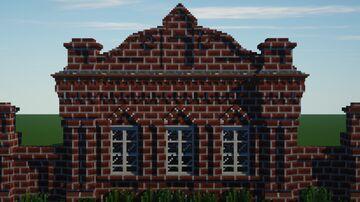 Здание кладовой купца Боголюбова в Далматово. Minecraft Map & Project