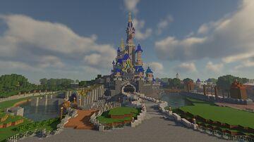 Disneyland Paris Minecraft 2 Minecraft Map & Project