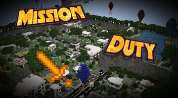 Mission Duty Minecraft Map & Project