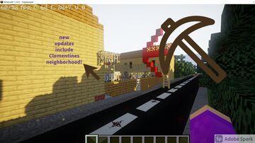 The walking dead season 1 V1.2 Beta map in minecraft Minecraft Map & Project
