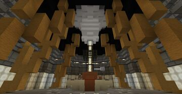 The TARDIS - *NEW* Updated to 1.17.1 Minecraft Map & Project
