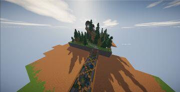 spawn Hcf 3 Minecraft Map & Project