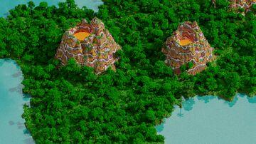 Okros - 1.17 - 1.5k x 1.5k Minecraft Map & Project