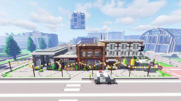 Cranwell University Minecraft Map & Project