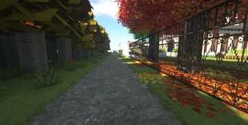 Practice beauty Minecraft Map & Project
