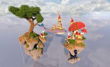 Mushroom Islands - [Plot] Minecraft Map & Project