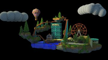 The Carnival Minecraft Map & Project