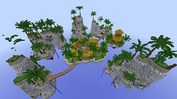 Natural island | spawn 200x200 [] Non-exclusive map [] Minecraft Map & Project