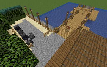 Disney's Fort Wilderness Campground Minecraft Map & Project