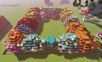 Hermitcraft Themed Storage Room Minecraft Map & Project