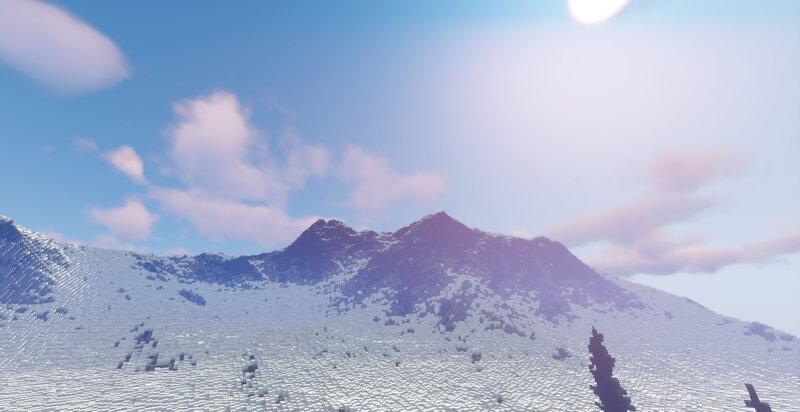 Pine + Mountains V.1