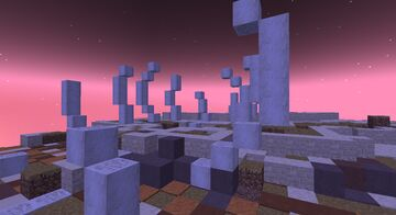 Ancient Fossils Minecraft Map & Project