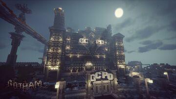 Arkham Knight — GCPD •:::Gotham: Revival:::• Minecraft Map & Project