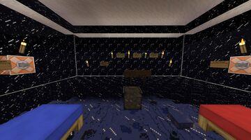 Cold Warfare CTF Minecraft Map & Project