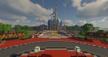 Walt Disney World 1971 (50th Anniversary Edition) Minecraft Map & Project