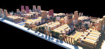 Tenzin Plaza Minecraft Map & Project