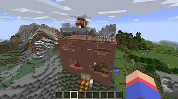 De Koning van Minecraft - Nederlandse adventure map Minecraft Map & Project
