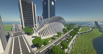 The Oculus | Alma Bay Minecraft Map & Project