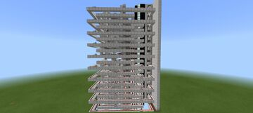 Working Elevator Map Minecraft Map & Project