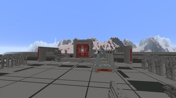 Imperial Ilum (Star Wars planet) Minecraft Map & Project