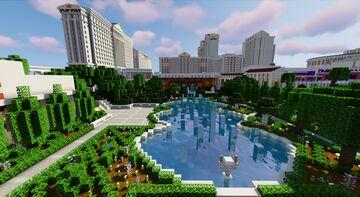 Caesars Palace Minecraft Map & Project